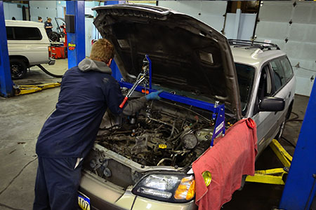 Nissan Car repair Anchorage