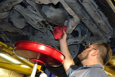 best auto repair anchorage