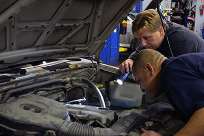 Mercedes car repair service in Anchorage, Alaska