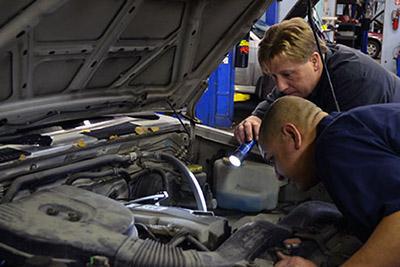 Mercedes car repair service in Anchorage, Alaska