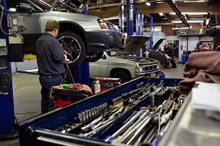 The best Mercedes-Benz Car Repair Service in Anchorage, Alaska